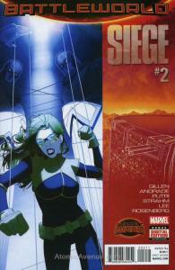 Siege (Marvel, 2nd Series) #2 VF/NM; Marvel | save on shipping - details inside