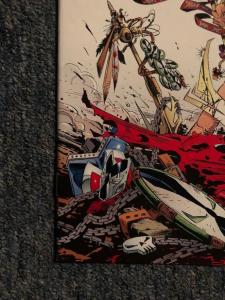 Spawn# 9 McFarlane Art, 1st Angela (Never Read) NM/NM+