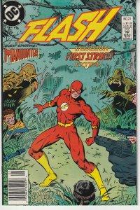 The Flash(vol. 2) # 21  Invasion X-VR !