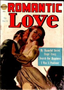 Romantic Love (1949 series) #13, Fine (Stock photo)