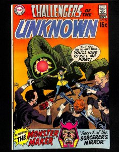 Challengers Of The Unknown #76