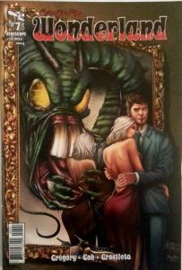 Grimm Fairy Tales presents Wonderland #7B FN; Zenescope | save on shipping - det