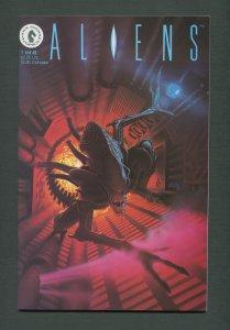Aliens #1  / 9.2 NM-  / 2nd Series 1989