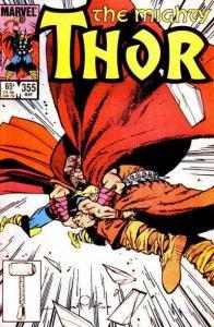 Thor (1966 series) #355, VF+ (Stock photo)