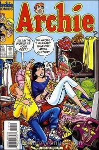 Archie #515 VF/NM; Archie | save on shipping - details inside