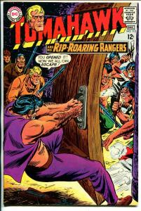 Tomahawk #113 1967-DC-Rangers appear-glossy cover-VF