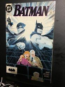Batman #459 (1991) high-grade Commissioner Gordon Key!  NM- Wow!