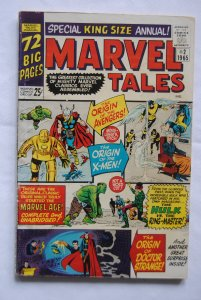 Marvel Tales Annual #2