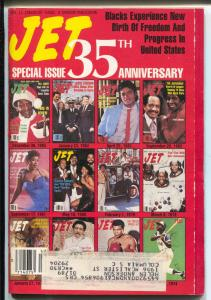 Jet 11/17/1986-35th Anniversary Issue-Bill Cosby-African-American culture-FN-