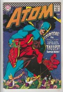 Atom, The #32 (Sep-67) VF/NM High-Grade The Atom