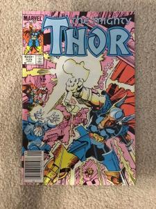 Thor 339 1st Stormbreaker * Infinity War *