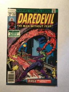Daredevil 152 Near Mint Nm Marvel