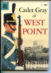 CADET GRAY OF WEST POINT #1-1958-AL WILLIAMSON-SOUTHERN STATES-vf minus