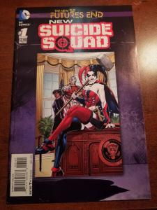 SUICIDE SQUAD #1-The New Future's End!! Near Mint