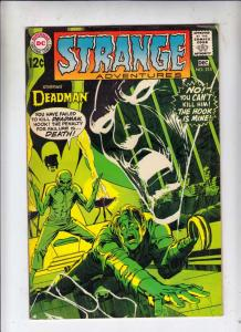 Strange Adventures #215 (Dec-68) VF High-Grade Deadman