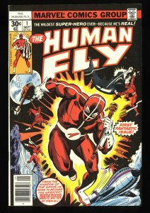 Human Fly #1 NM- 9.2