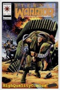 ETERNAL WARRIOR #11, NM+, Valiant, Mark Moretti, 1993, more Valiant in store