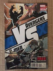 VvX: VS #5 (2013)
