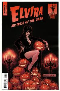 Elvira Mistress Of The Dark Spring Special #1 (Dynamite, 2018) NM