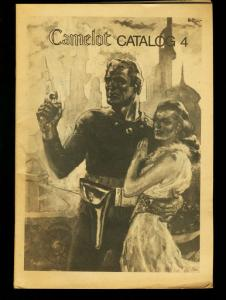 CAMELOTS GARPHIC GALLERY-1981 CATALOG-COMIC BOOKS FN