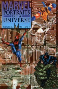 Marvel Portraits of a Universe #3, NM- (Stock photo)