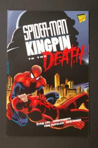 Spider-Man / Kingpin: To the Death November 1997 1st Print