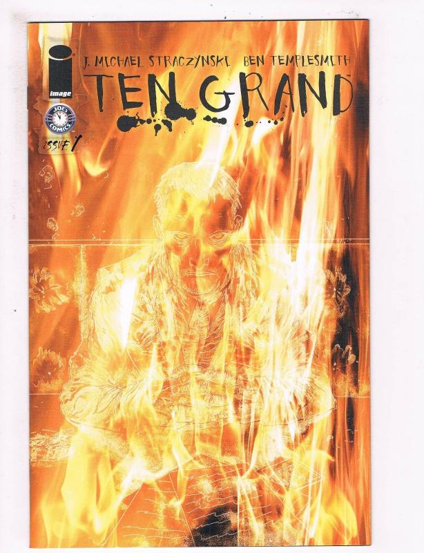 Ten Grand # 1 NM Variant Cover Image Comic Book Ben Templesmith Joe's Comics S70