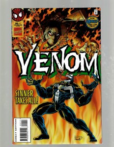 Venom Sinner Takes All Complete Marvel Comics LTD Series # 1 2 3 4 5 NM 1st J450