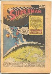 Action #229-1957-Superman-Tommy Tomorrow-Congo Billl-P