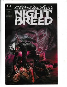 CLIVE BARKER'S NIGHT BREED # 3  VF/FN    EPIC COMICS