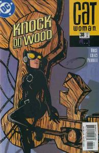 CATWOMAN (2002 DC) #38 NM- A91844