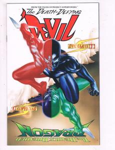 The Death Defying Devil #1 VF Dynamite Comic Book Alex Ross DE10