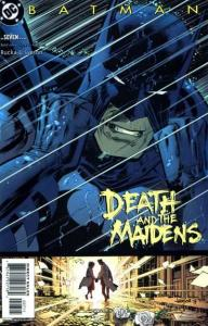 Batman: Death and the Maidens #7, NM (Stock photo)