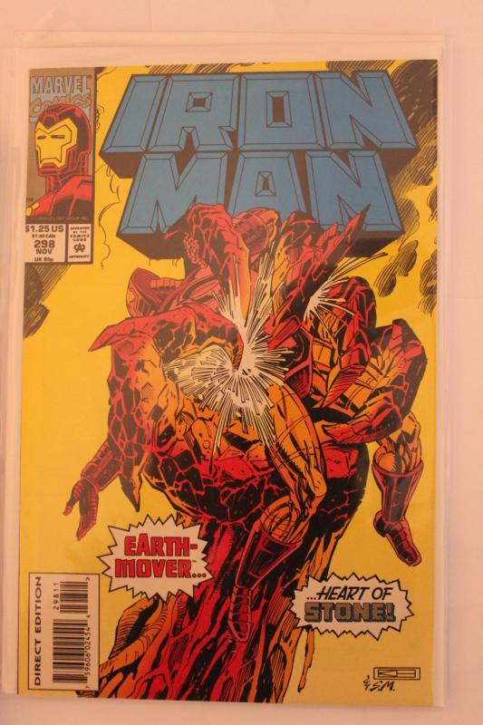 Iron Man 298  9-4-nm