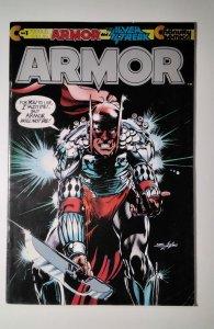 Armor #1 (1985) Continuity  Comic Book J756