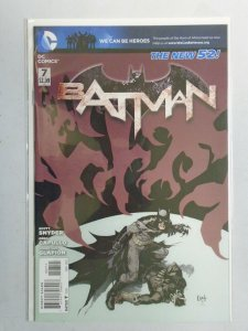 Batman #7 1st Appearance of Harper Row 8.0 VF (2012 2nd Series)