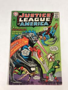 Justice League Of America 36 4.5 Vg+ Very Good+ Dc Silver Age