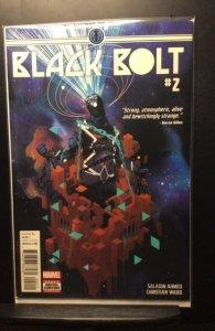 Black Bolt #2 (2017)