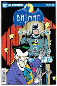 Batman Adventures #3 DC Classics Edition (DC, 2020) NM