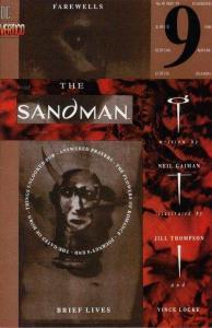 Sandman (1989 series) #49, NM (Stock photo)