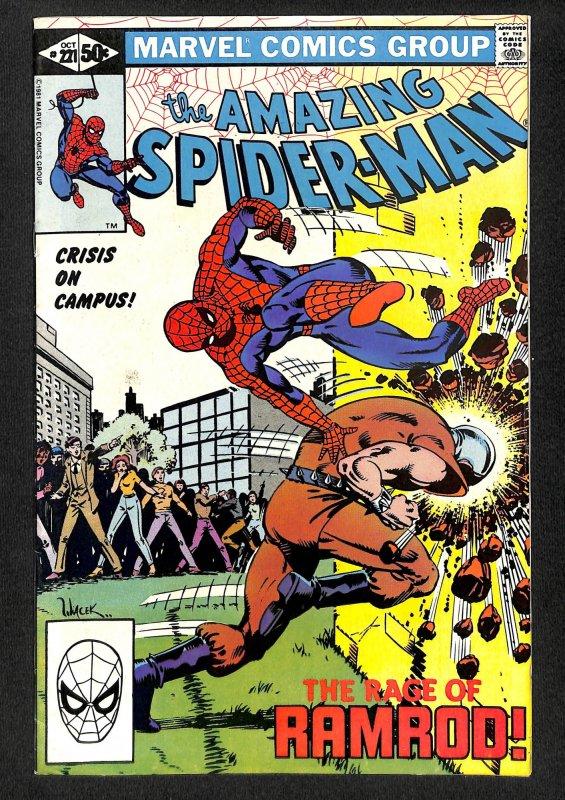 The Amazing Spider-Man #221 (1981)