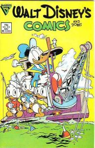 Comics and Stories, Walt Disney's #512 (Nov-86) VF/NM High-Grade Donald Duck,...