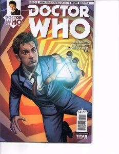 Titan Comics Doctor Who New Adventures of the 10th Doctor #14 & 15 Last 2 issues