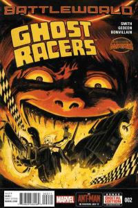 Ghost Racers #2, NM (Stock photo)