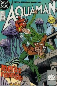 Aquaman (1989 series) #3, VF+ (Stock photo)