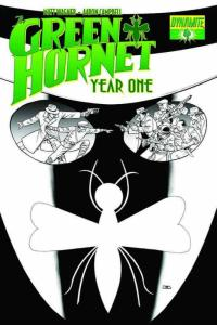 Green Hornet: Year One #4C VF/NM; Dynamite | save on shipping - details inside