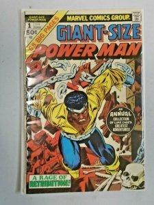 Giant-Size Power Man #1 4.0 VG (1975)