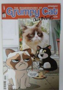 The misadventures of Grump Cat #1 NM Dynamite Comics Comic book 2015