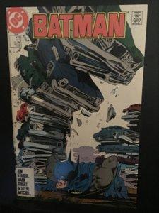 Batman #425 (1988) wow! Super high-grade gem! Car crush cover! NM