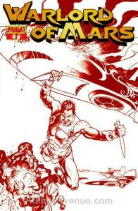 Warlord of Mars #7E FN; Dynamite | save on shipping - details inside